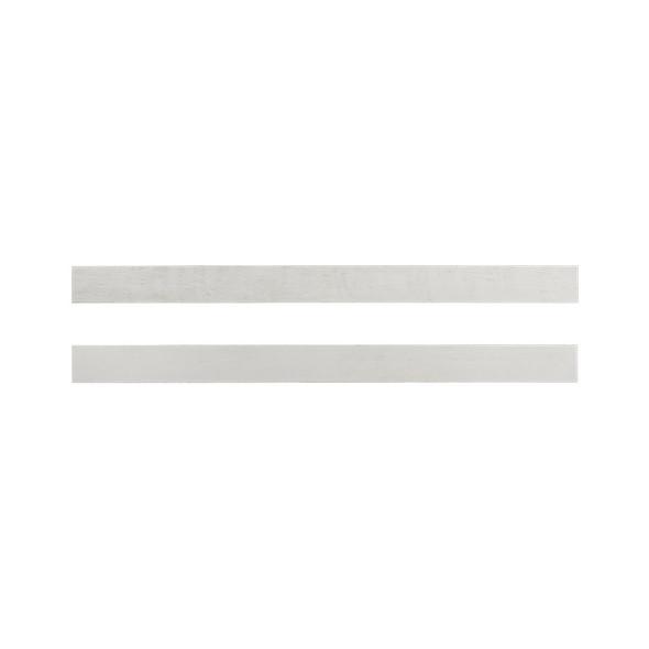 Westwood Olivia Conversion Rail in Brushed White