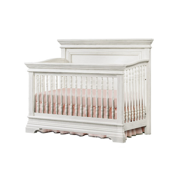 Westwood Olivia 3 Piece Nursery Set in Brushed White