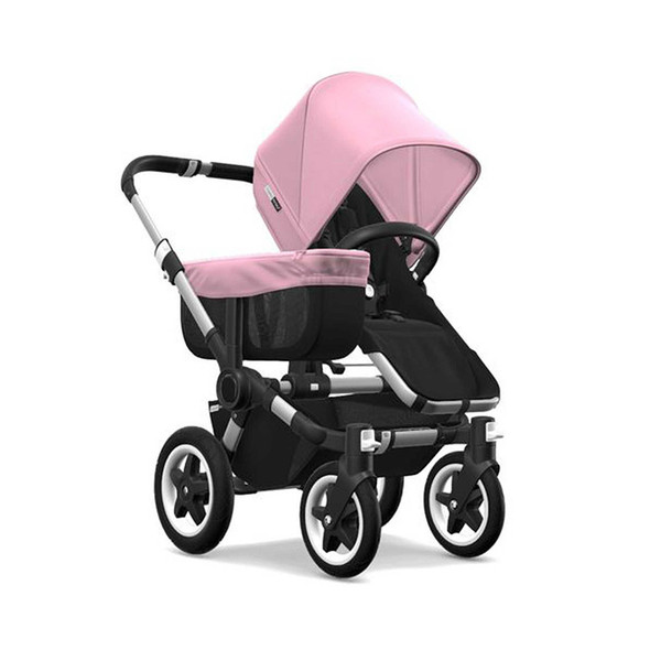 Bugaboo Donkey2 Extendable Sun Canopy in Soft Pink