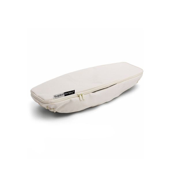 Bugaboo Donkey2 Side Luggage Basket Cover in Fresh White