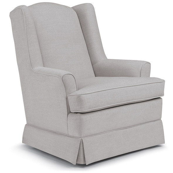 Best Chairs Sutton Swivel Glider - Dove