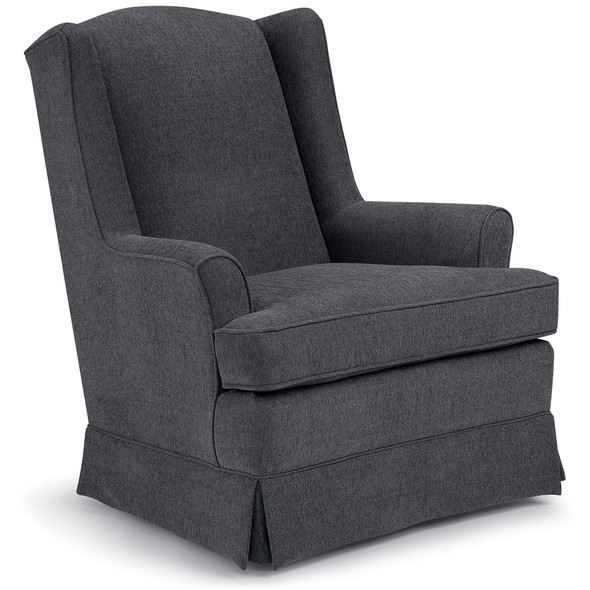 Best Chairs Sutton Swivel Glider - Graphite