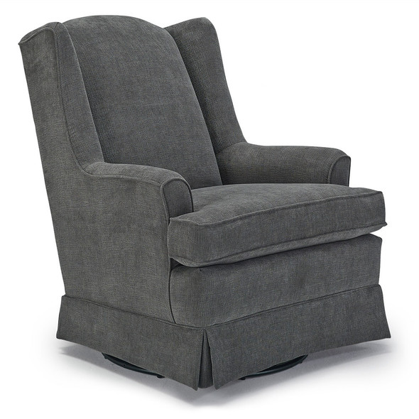 Best Chairs Sutton Swivel Glider - Mocha