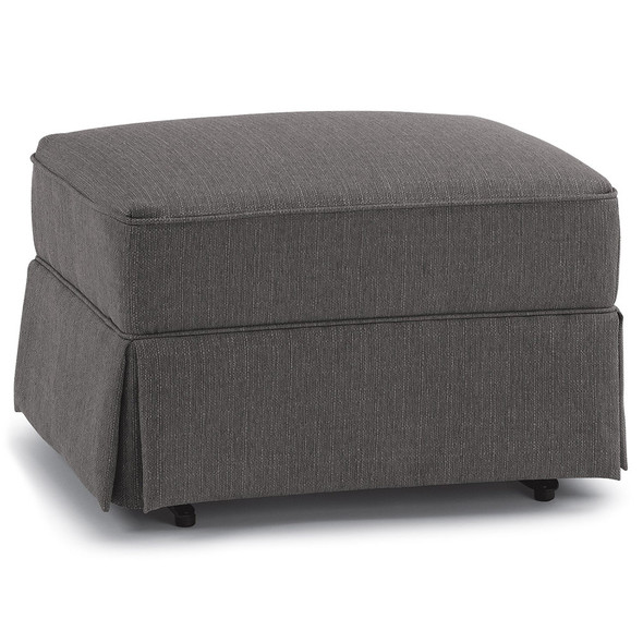 Best Chairs Sutton Glide Ottoman - Granite