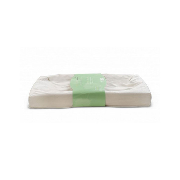 Naturepedic Rosie Pope Organic Cotton Changing Pad - 4 Sided (16.5x31.5x4)