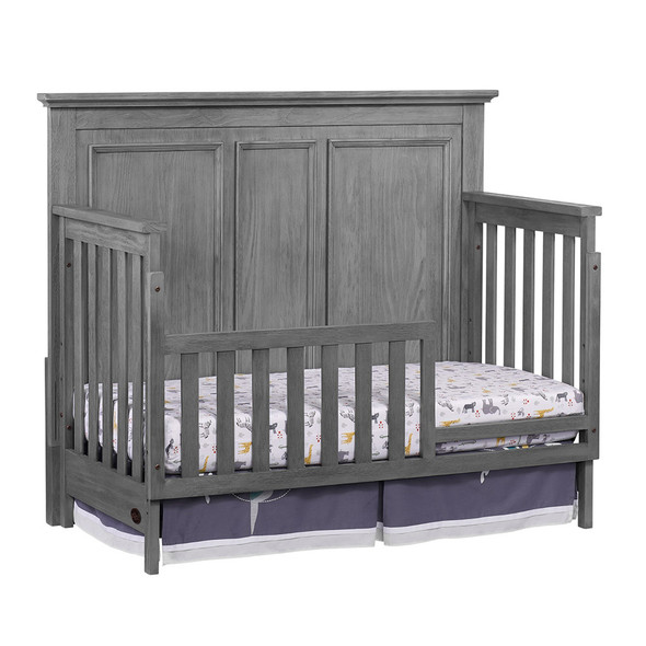 Oxford Baby Kenilworth Collection Universal Guard Rail in Graphite Gray