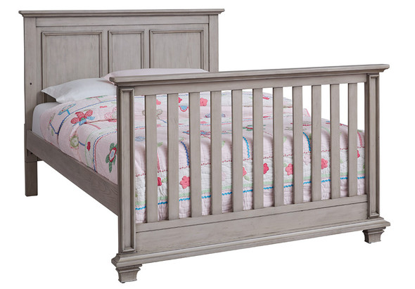 Oxford Baby Kenilworth Collection Universal Full Bed Conversion Kit in Stone Wash