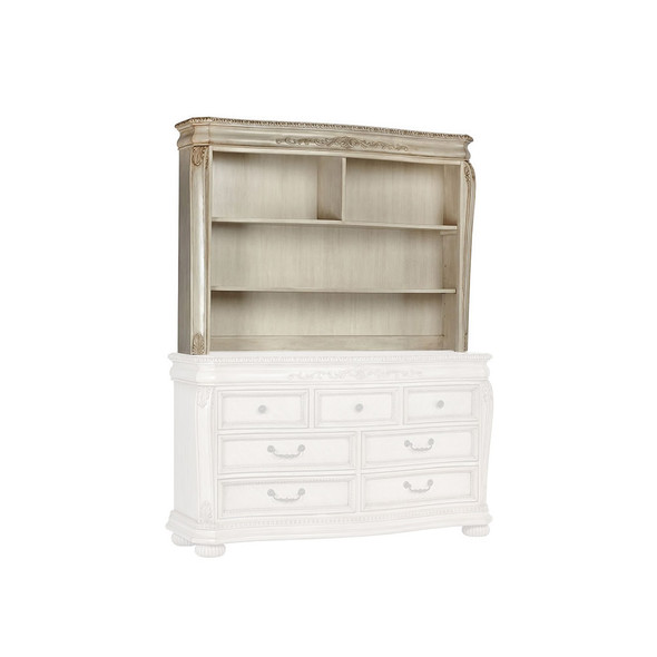 Kingsley by Heritage Wessex Hutch in Seashell