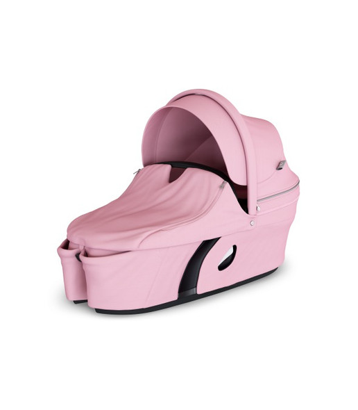 Stokke Xplory 2018 Carry Cot in Lotus Pink