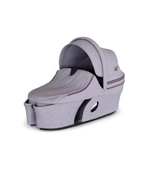 Stokke Xplory Carry Cot in Brushed Lilac
