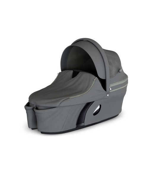 Stokke Xplory 2018 Carry Cot in Athleisure Greenlim