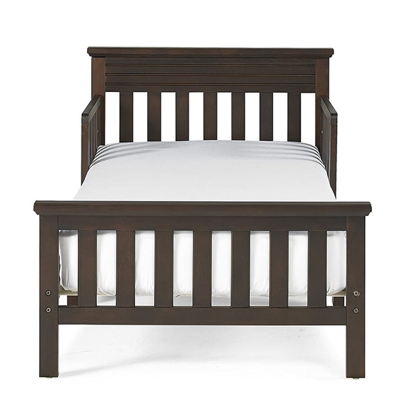 Fisher Price Newbury Toddler Bed in Espresso