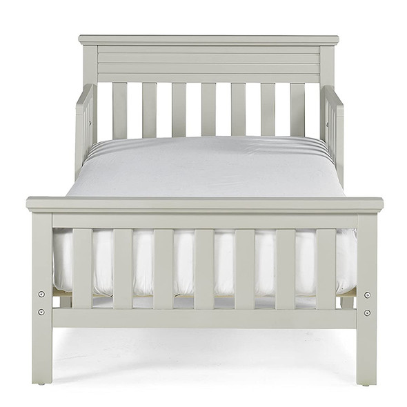 Fisher Price Newbury Toddler Bed in Misty Grey