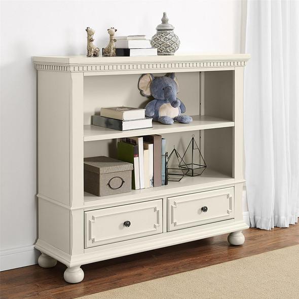 Bertini Vernay Bookcase in Mist