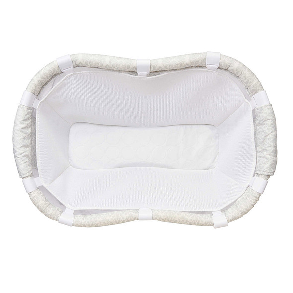 Halo Bassinet NewBorn Insert in White