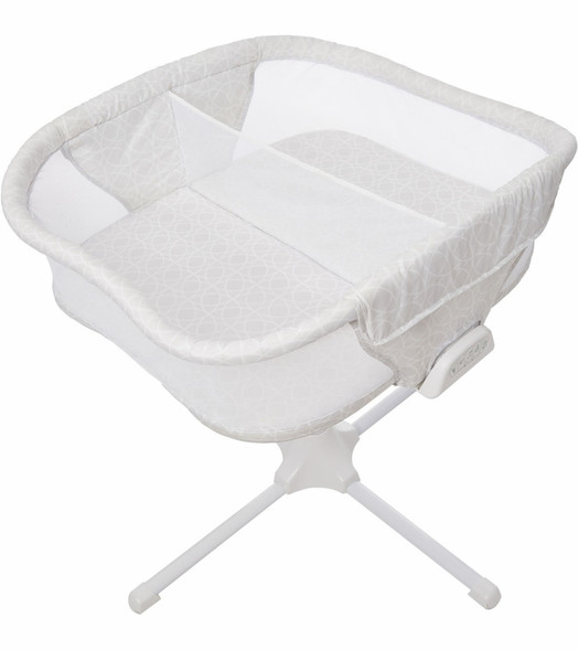 Halo Bassinet Twin Sleeper in Sand Circles