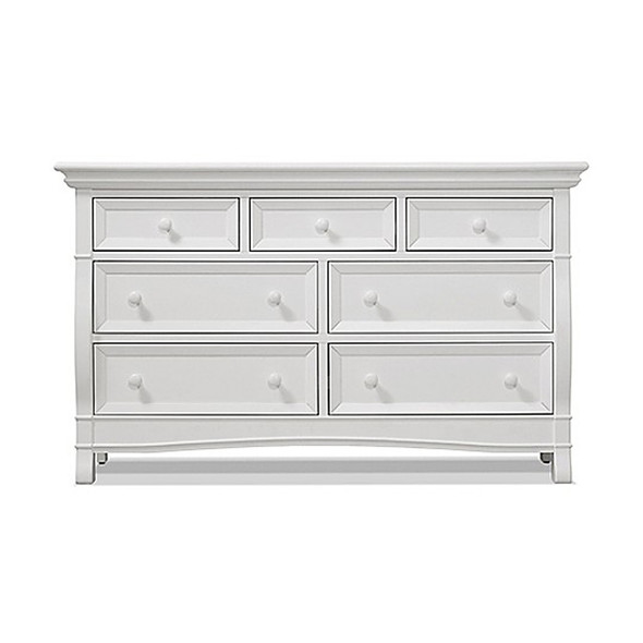 Sorelle Montgomery Double Dresser in White