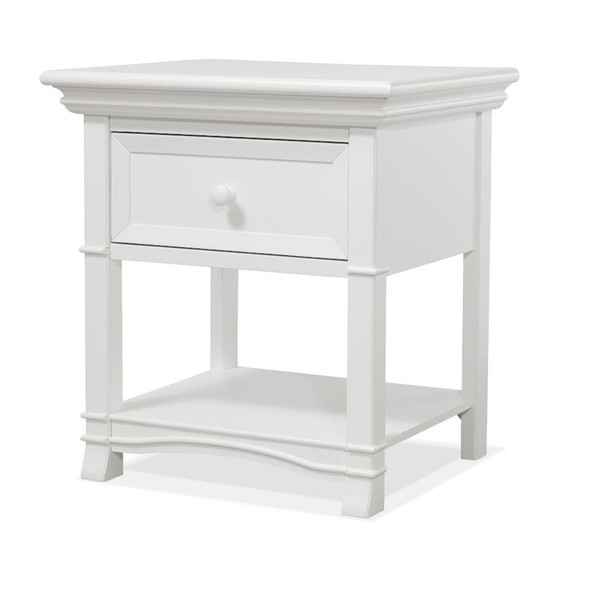 Sorelle Montgomery Nightstand in White