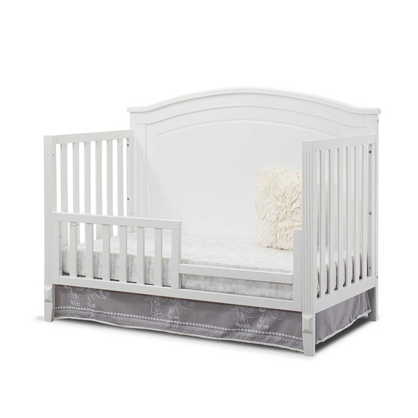 Sorelle Berkley Toddler Rail in White (For The 3350, 335 & 500 Cribs)