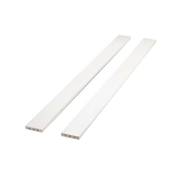 Sorelle Berkley Adult Rails in White (For The 335, 500, 665 & 1036)