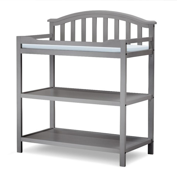 Sorelle Berkley Dressing Changing Table in Gray