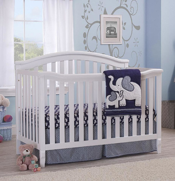 Sorelle Berkley Crib in White