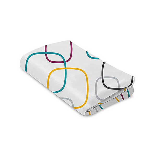 4Moms Breeze Multicolor Fitted Playard Sheet