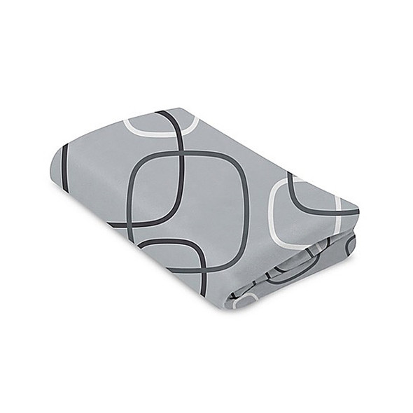 4moms Breeze Bassinet Sheet in Silver