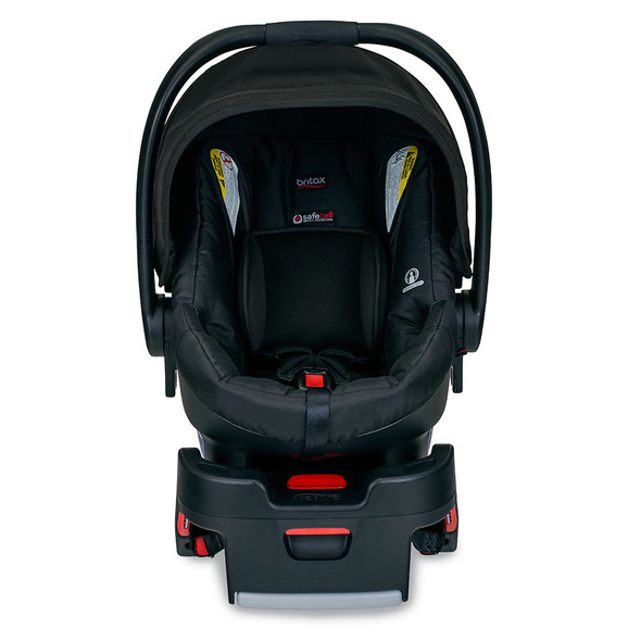 Britax B-Safe 35 Infant Car Seat in Raven