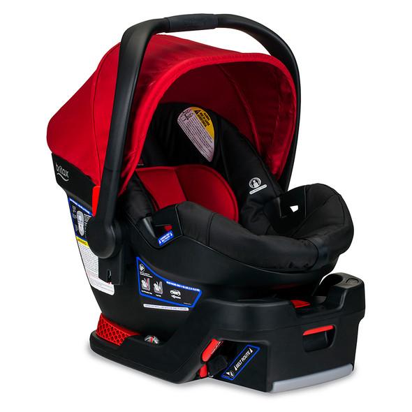 Britax B-Safe 35 Infant Car Seat in Cardinal