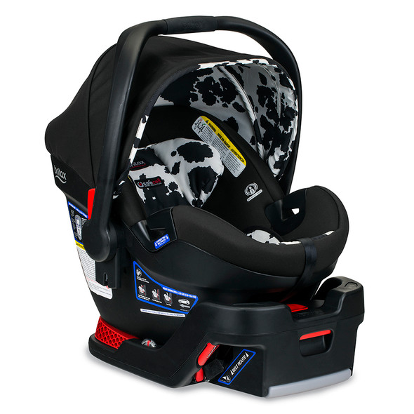 Britax B-Safe Ultra Infant Car Seat in Cowmooflage