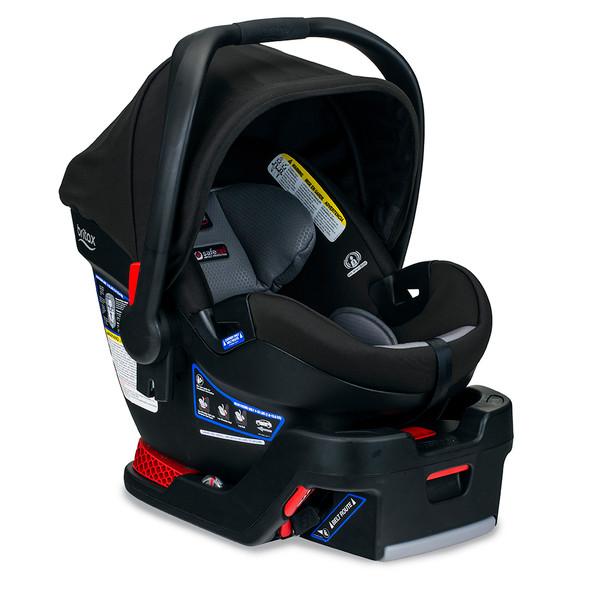 Britax B-Safe Ultra Infant Car Seat in Noir