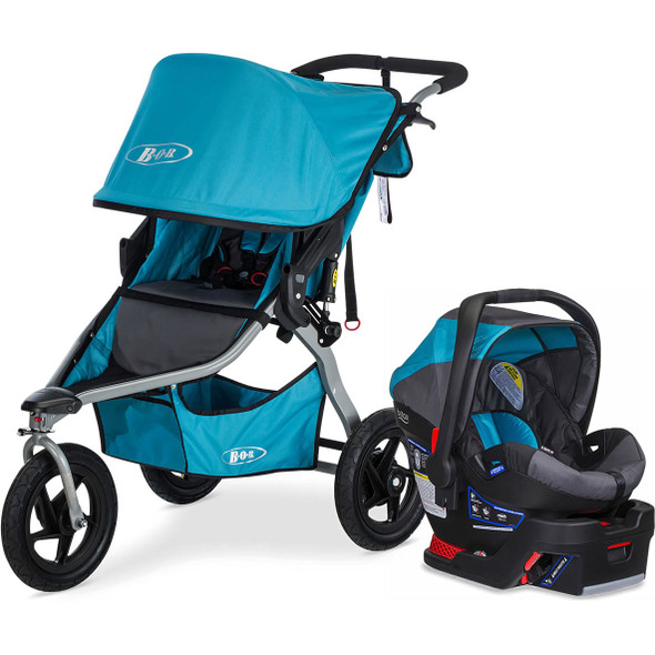 Bob Rambler Travel System in Lagoon