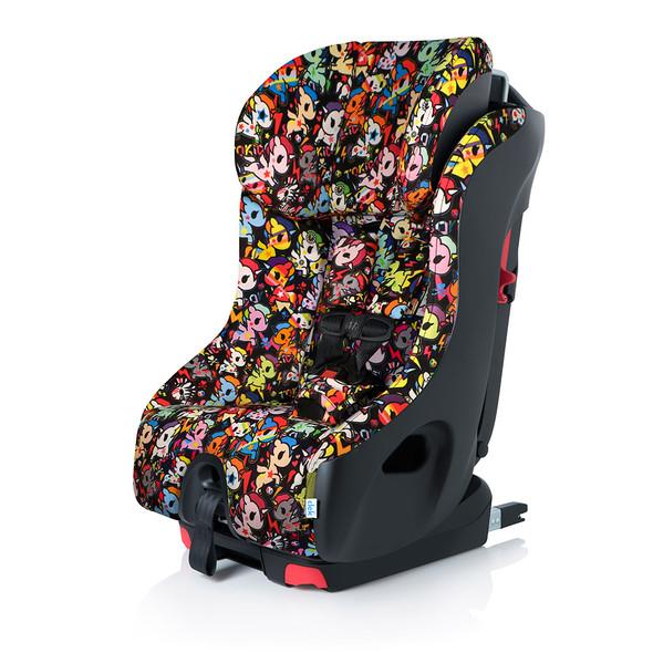 Clek Foonf Car Seat in Tokidoki Unicorno Disco -