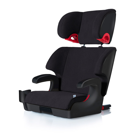 Clek Oobr Booster Seat in Shadow