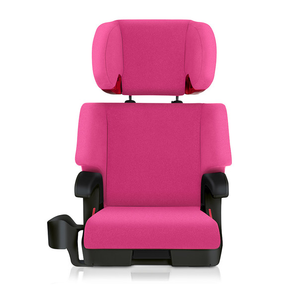 Clek Oobr Booster Seat in Flamingo