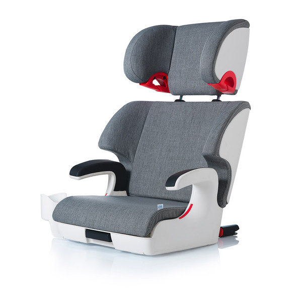Clek Oobr Booster Seat in Cloud