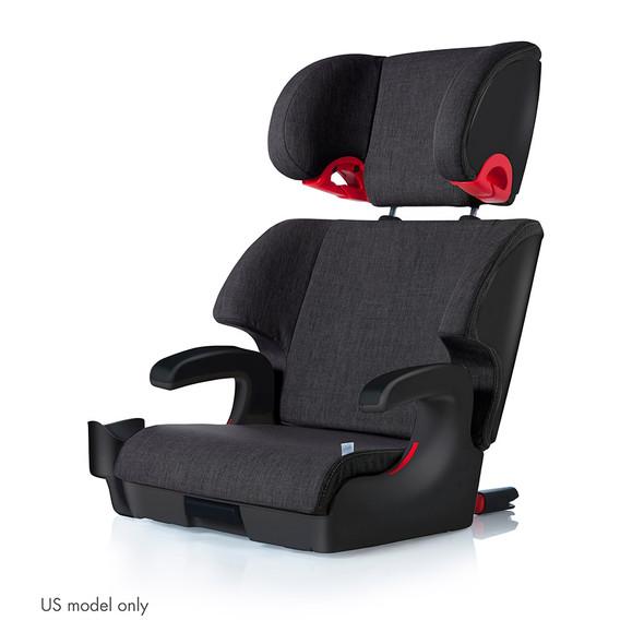 Clek Oobr Booster Seat in Slate