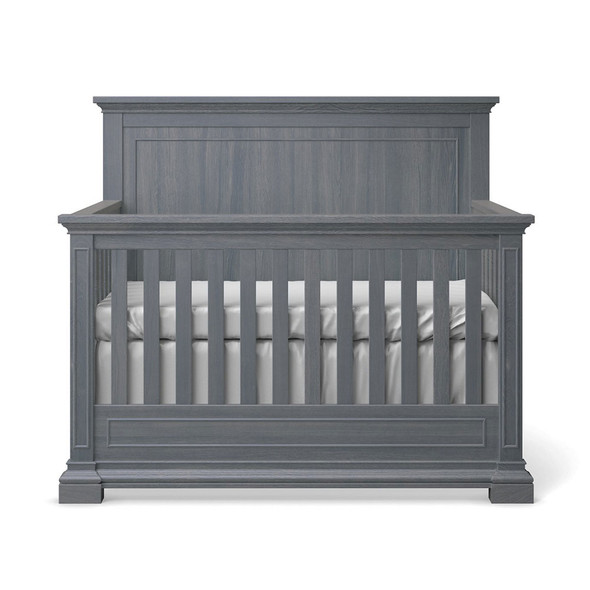 Silva Jackson Convertible Crib in Storm