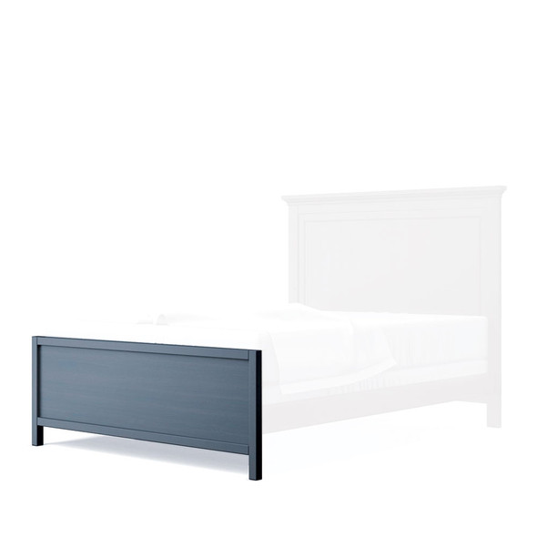 Silva Universal Low Profile Footboard in Storm