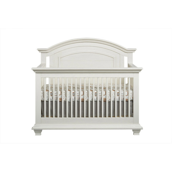 Oxford Baby Cottage Cove Collection 3 Piece Nursery Set in Vintage White