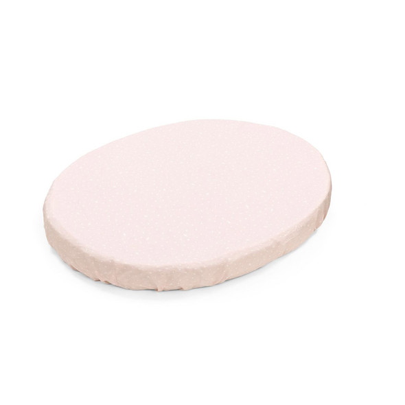 Stokke Home Bed Fitted Sheets 2pcs. in Pink Bee