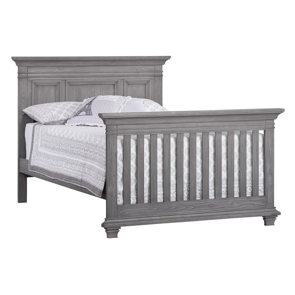 Oxford Baby Westport Collection Full Bed Conversion Kit in Dusk Gray