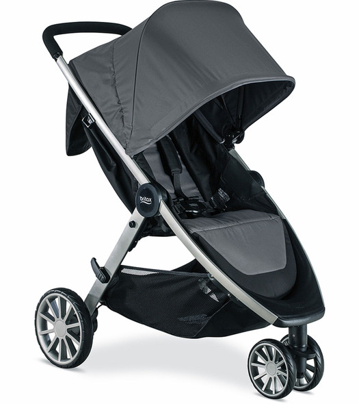 Britax B-Lively Stroller in Dove
