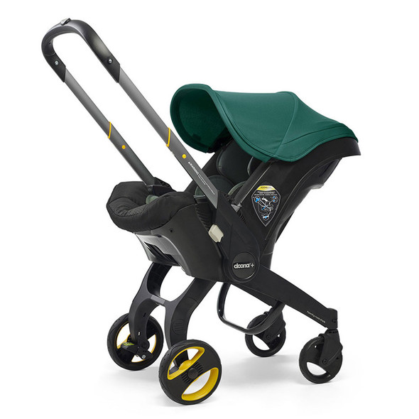 Doona Infant Carseat with Base in Racing Green