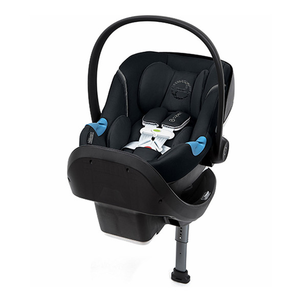 Cybex Aton M SensorSafe - Lavastone Black - Infant Car Seat