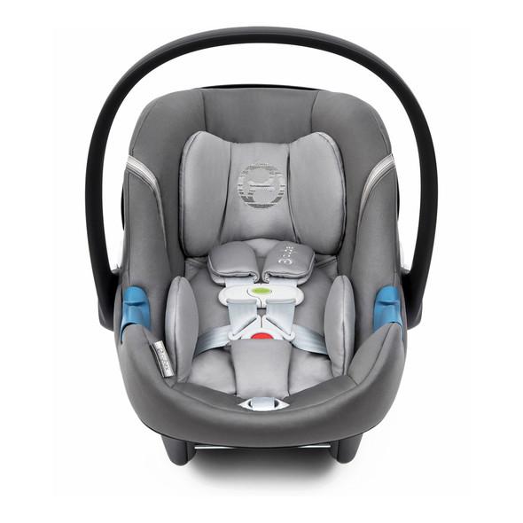 Cybex Aton M SensorSafe - Pepper Black  - Infant Car Seat