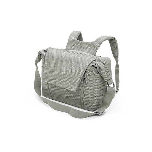 Stokke Changing Bag in Brushed Grey