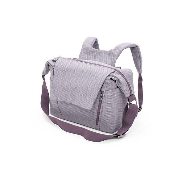 Stokke Changing Bag in Brushed Lilac
