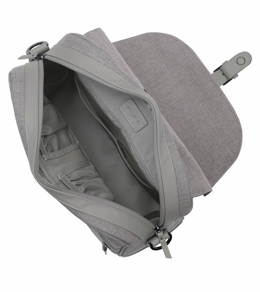 Nuna Diaper Bag in Frost